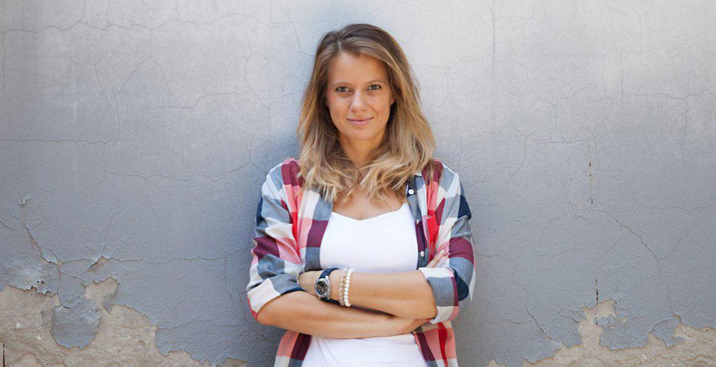 Elena Szentic. Lady Life Coach.