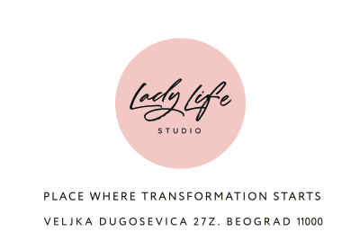 Lady Life Studio address: Veljka Dugosevica 27z. Beograd 11000